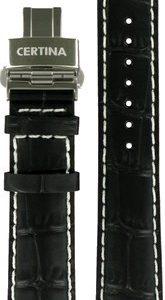 Bracelet cuir 20 mm pour Certina DS Podium Chrono
