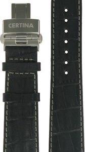 Bracelet cuir 21 mm pour Certina DS Podium Chrono