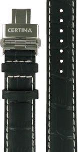 Bracelet cuir 19 mm pour Certina DS Podium