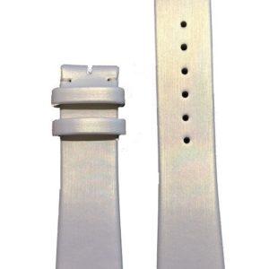 Bracelet satin/cuir 19 mm pour montres Frédérique Constant