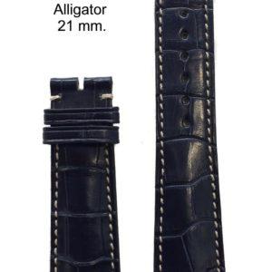 Bracelet Frédérique Constant alligator 21 mm