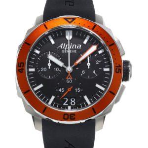 Alpina Seastrong Chronograph Diver 300