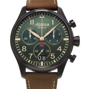 Alpina Startimer Pilot Chronograph Big Date