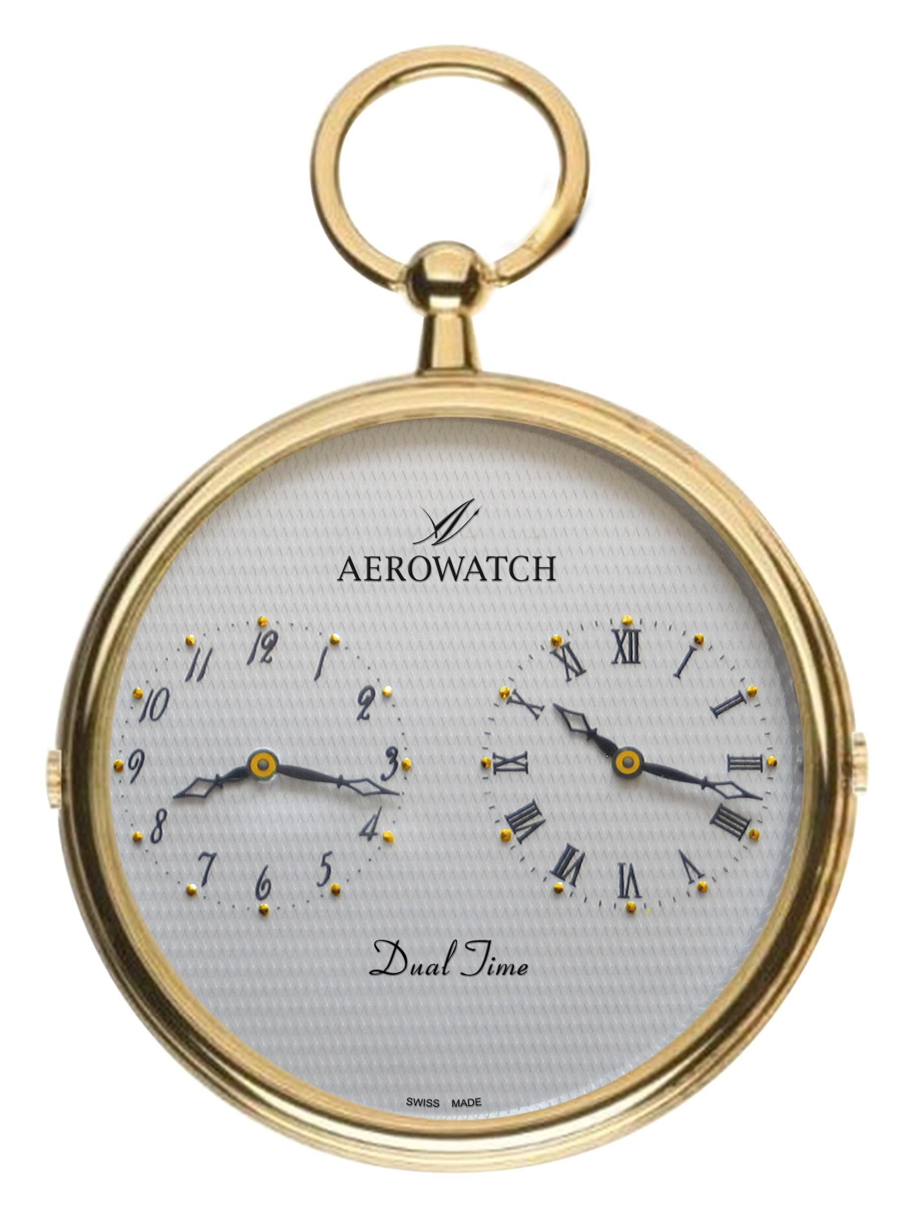 Aerowatch Montre de Poche