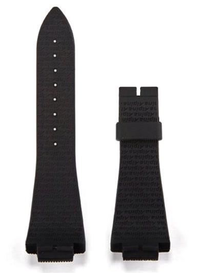 Bracelet silicone pour montres Alpina Avalanche