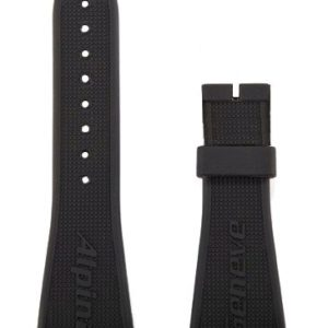 Silicone strap for Alpina Avalanche watches