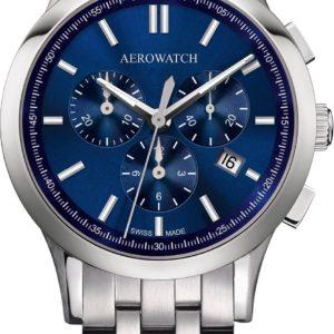 Aerowatch Les Grandes Classiques Pilote Chronographe