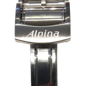 Fermoir déployant pour bracelets Alpina Avalanche