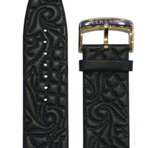 Bracelet cuir pour montres Versace Vanitas
