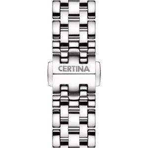 Bracelet Certina acier pour montre Dame DS Prime