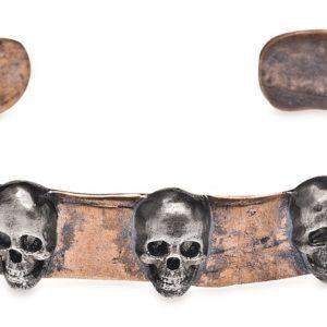 Platadepalo Skull