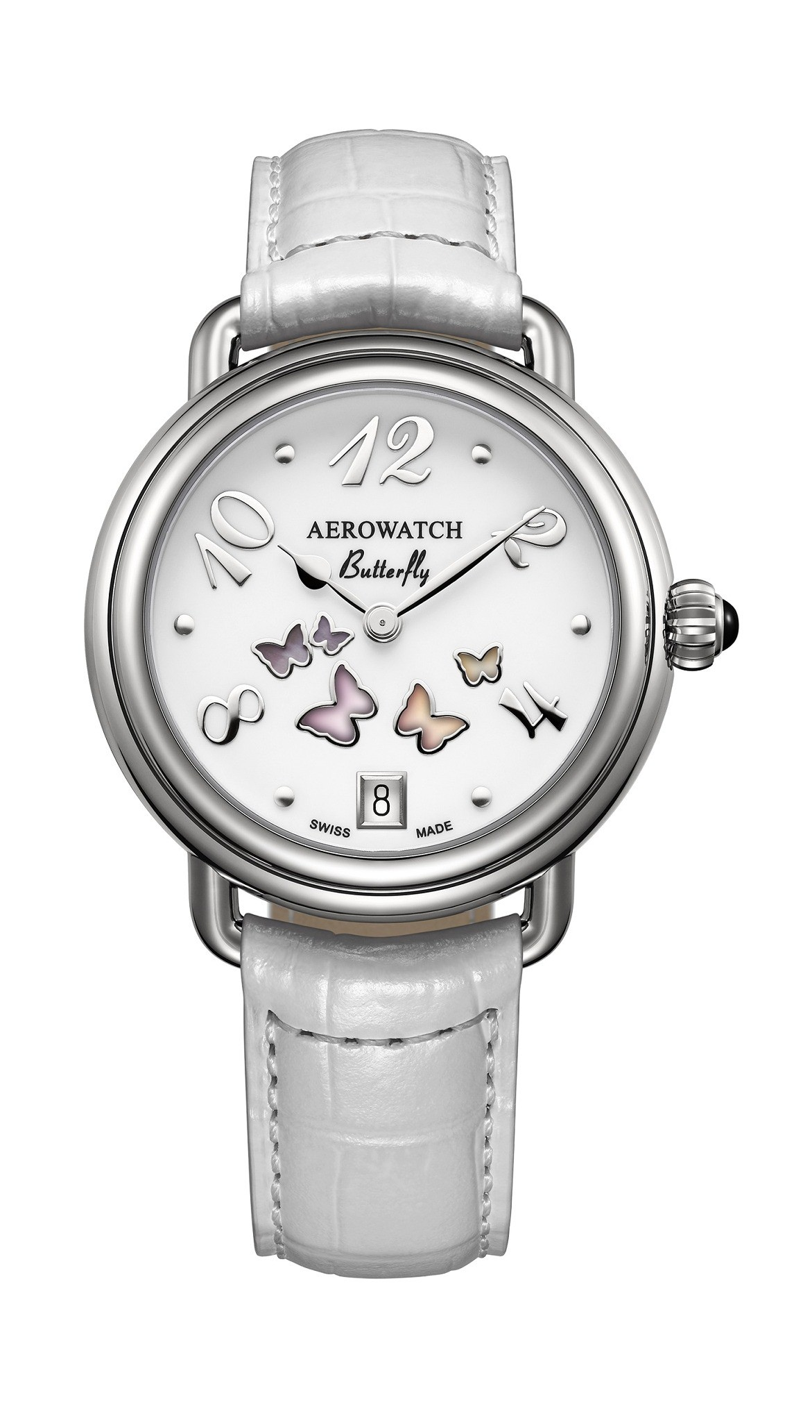 Montre Aerowatch 1942 Butterfly Lady