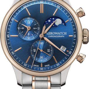 Aerowatch Renaissance Chronographe Moon Phase