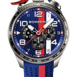 Bomberg Bolt-68 Racing - Espace Temps Genève