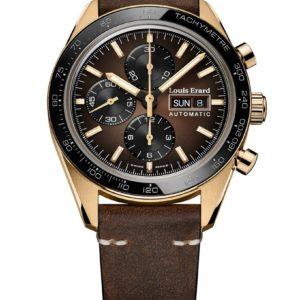 Louis Erard La Sportive Limited Edition Bronze