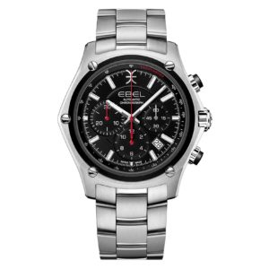 Ebel Discovery Automatic Chronograph - Espace Temps Genève