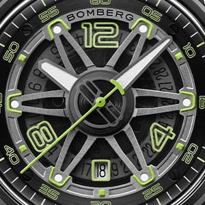 Bomberg BB-01 Automatic - Espace Temps Genève