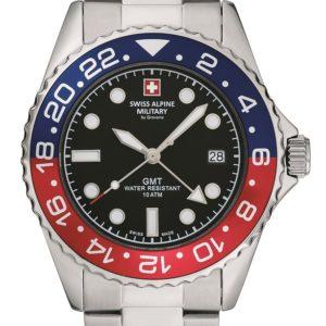 Swiss Alpine Military Master Diver GMT