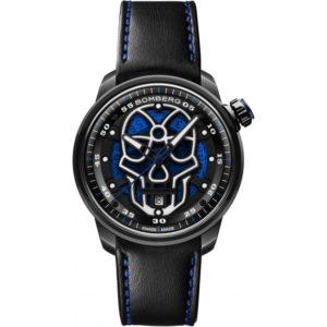 Bomberg BB-01 Automatic Skull - Espace Temps Genève
