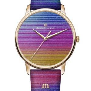 Montre Maurice Lacroix Eliros Rainbow Edition Limitée EL1118_PVP01_900_1