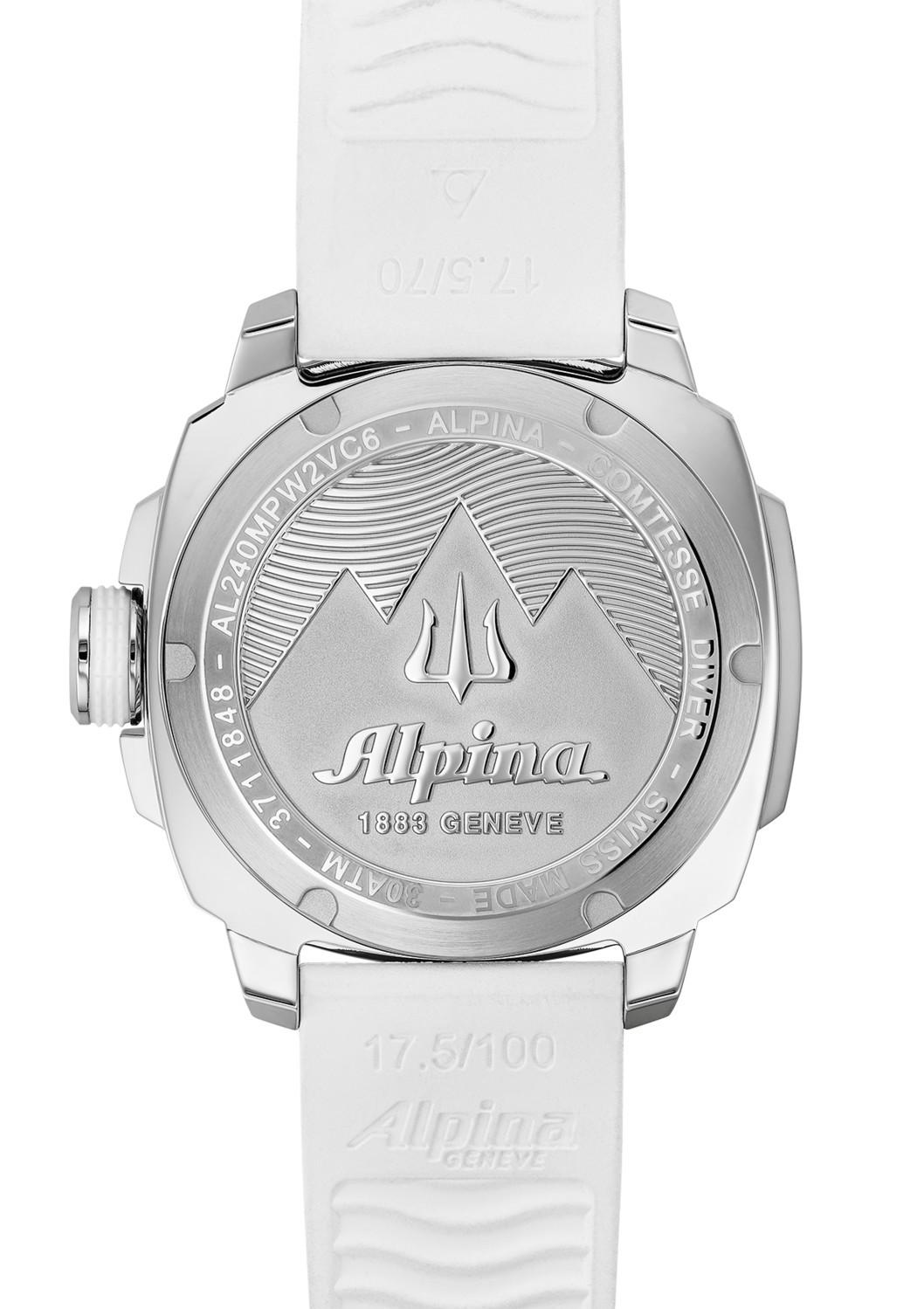 Alpina Seastrong Diver Comtesse