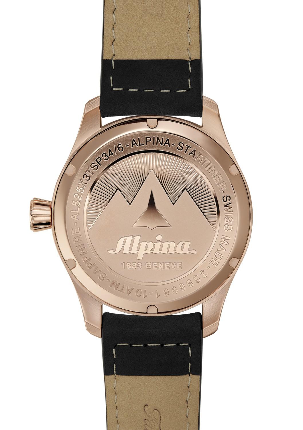 Alpina Startimer Pilot Automatic 40mm