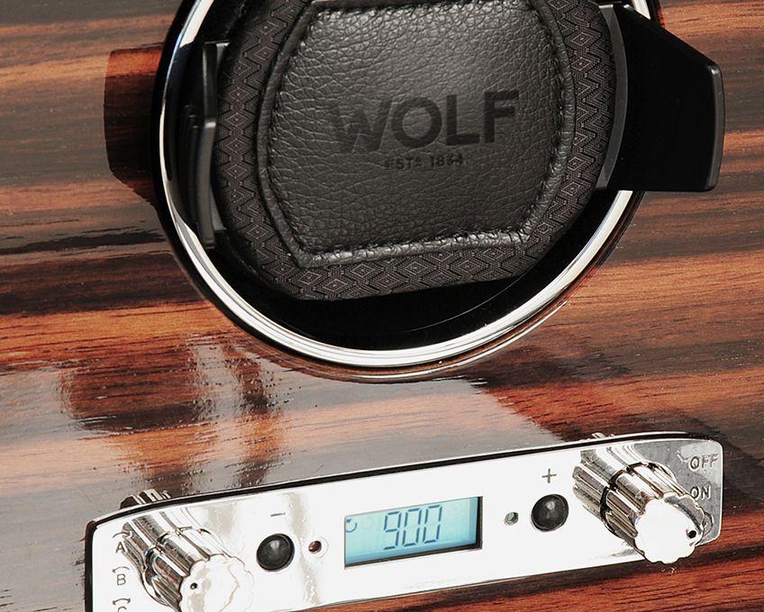 WOLF Remontoir Roadster pour montre automatique