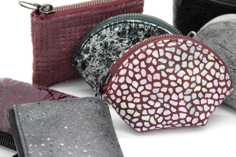 Jessica Cohen Porte-monnaie, divers cuirs, formes et coloris