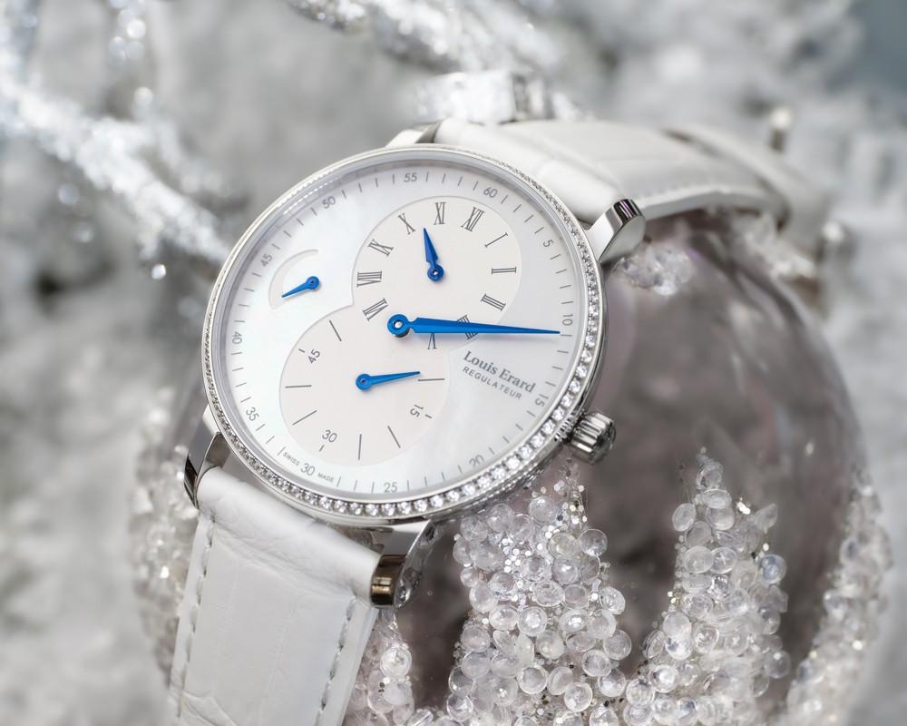 Louis Erard Excellence Regulator Limited Edition Gems