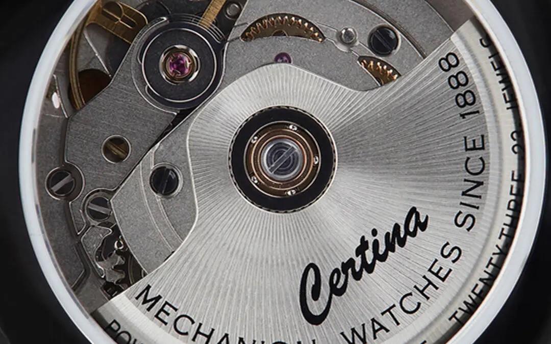 Certina DS PH200M Powermatic 80 - Espace Temps Genève