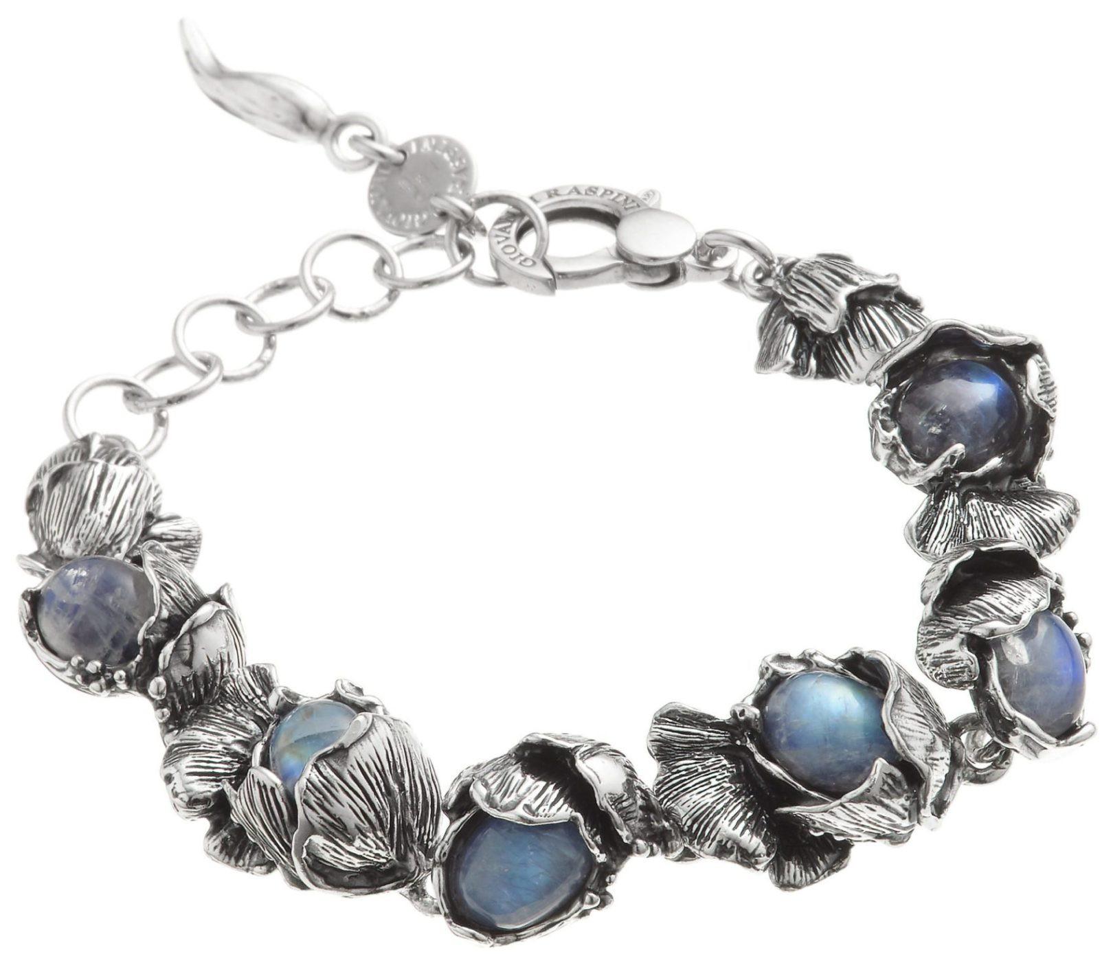 Giovanni Raspini Moon Flower Bracelet