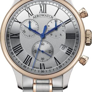 Montre Aerowatch Renaissance Chronographe 79986 BI01 M