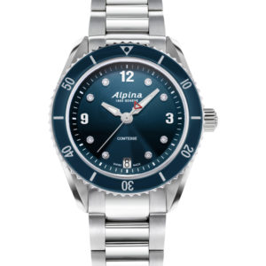 Alpina Comtesse Sport Watch AL-240ND3C6B