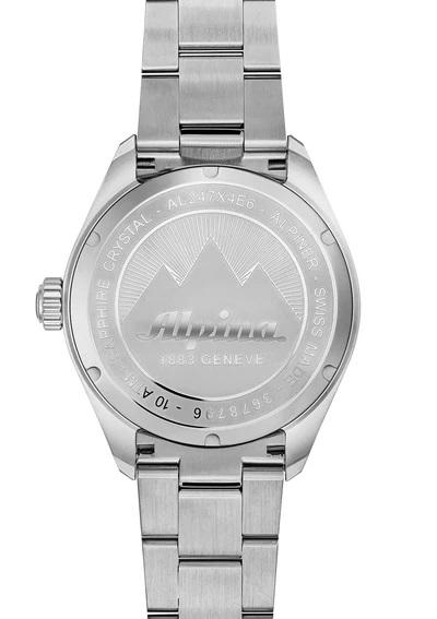 Alpina Alpiner Quartz GMT
