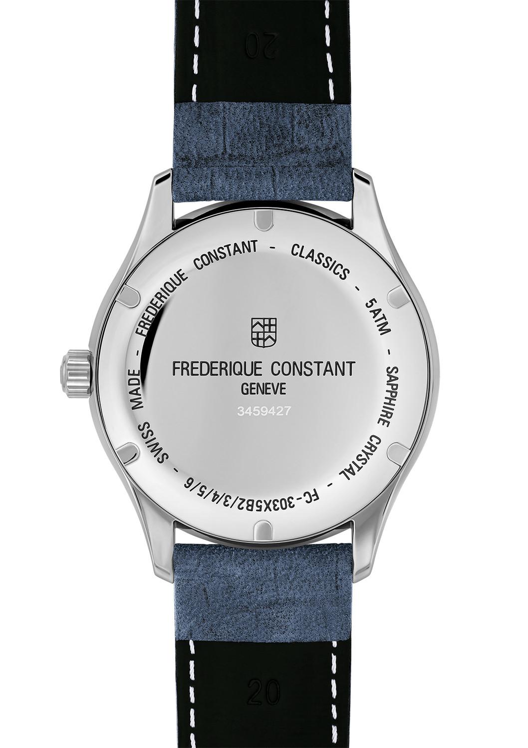 Frédérique Constant Classics Index Automatic