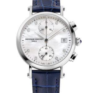 Montre Frédérique Constant Classics Quartz Chronograph Ladies