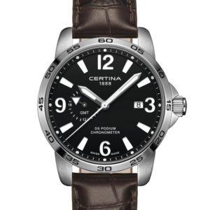 Certina DS Podium GMT Watch C034.455.16.050.00