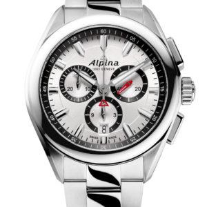 Montre Alpina Alpiner Quartz Chronograph AL-373SB4E6B