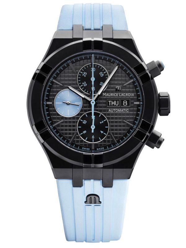 Montre Maurice Lacroix Aikon Automatic Sprint Edition Limitée AI6038_DLB01_330_4