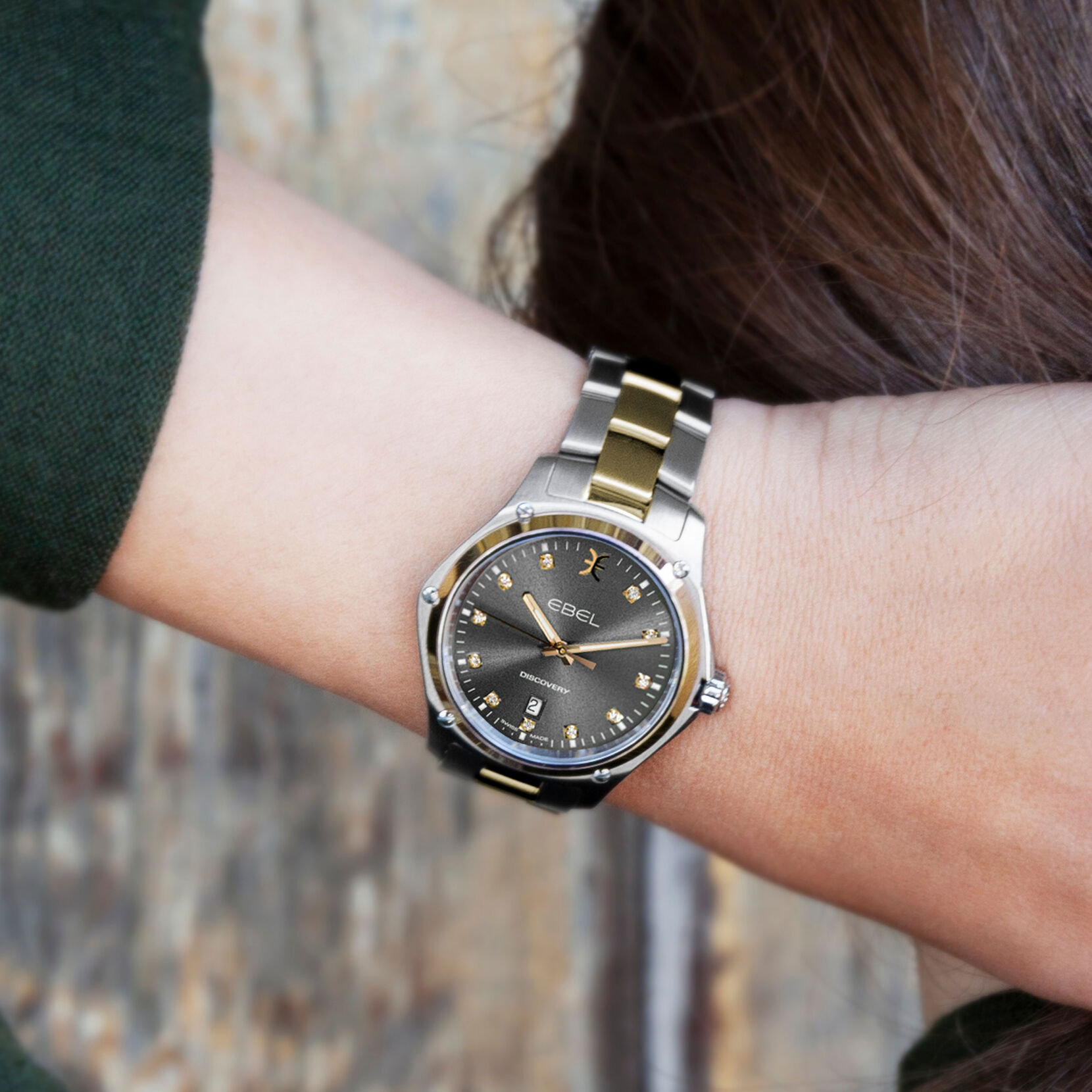 Montre Ebel Discovery Lady 1216547