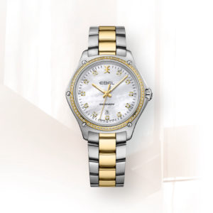 Montre Ebel Discovery Lady Diamond 1216550